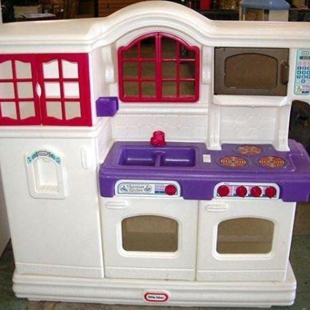 Find More Little Tikes Victorian Kitchen For Sale At Up To 90 Off