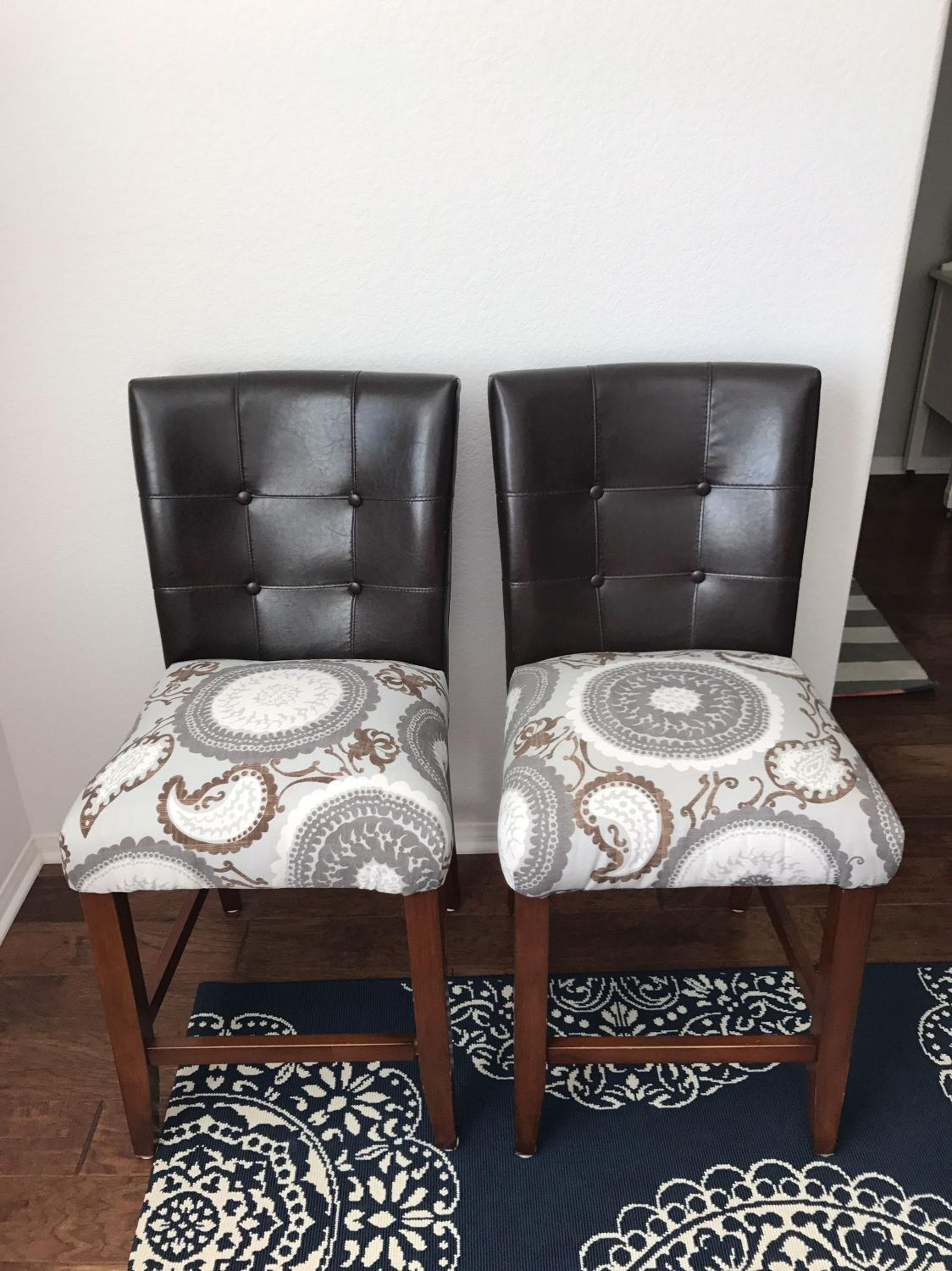 Best Reupholstered Chairs Set Of Two For Sale In Menifee California For 2017