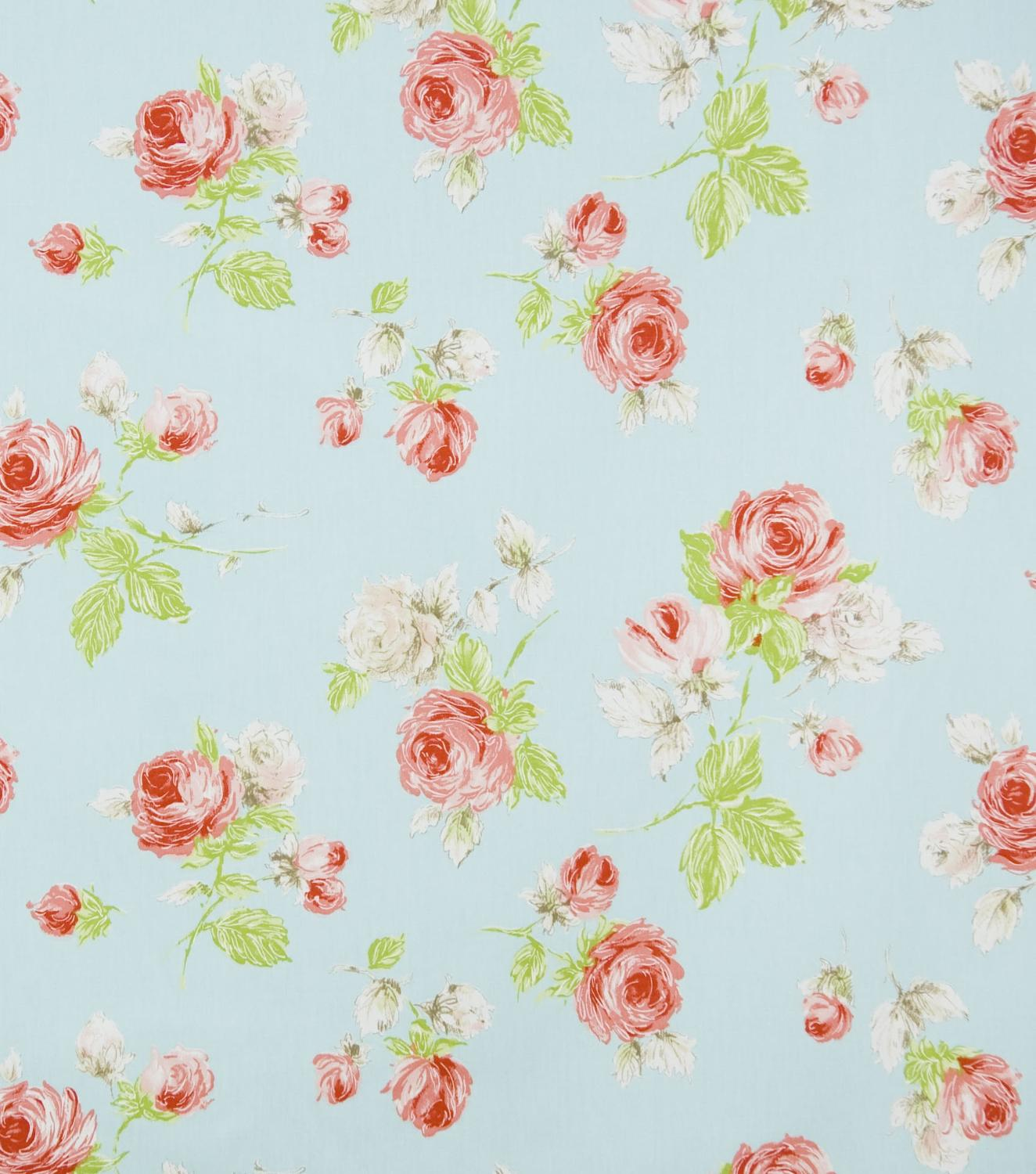 Best new cotton fabric by the yard gypsy rose spring for Fabric by the yard near me