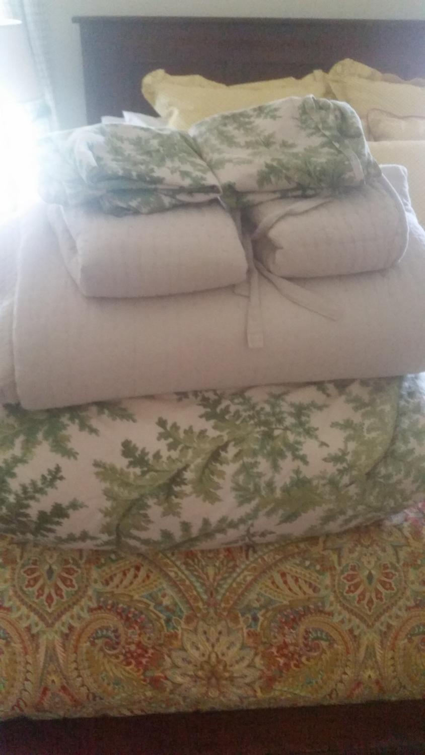Find More Pottery Barn King Bedding For Sale At Up To 90 Off New Braunfels Tx