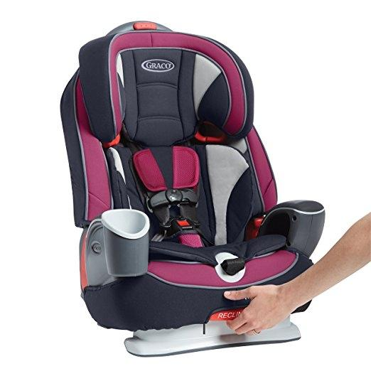 find more graco nautilus 65 lx 3 in 1 harness booster car seat ayla 2027 for sale at up to 90. Black Bedroom Furniture Sets. Home Design Ideas