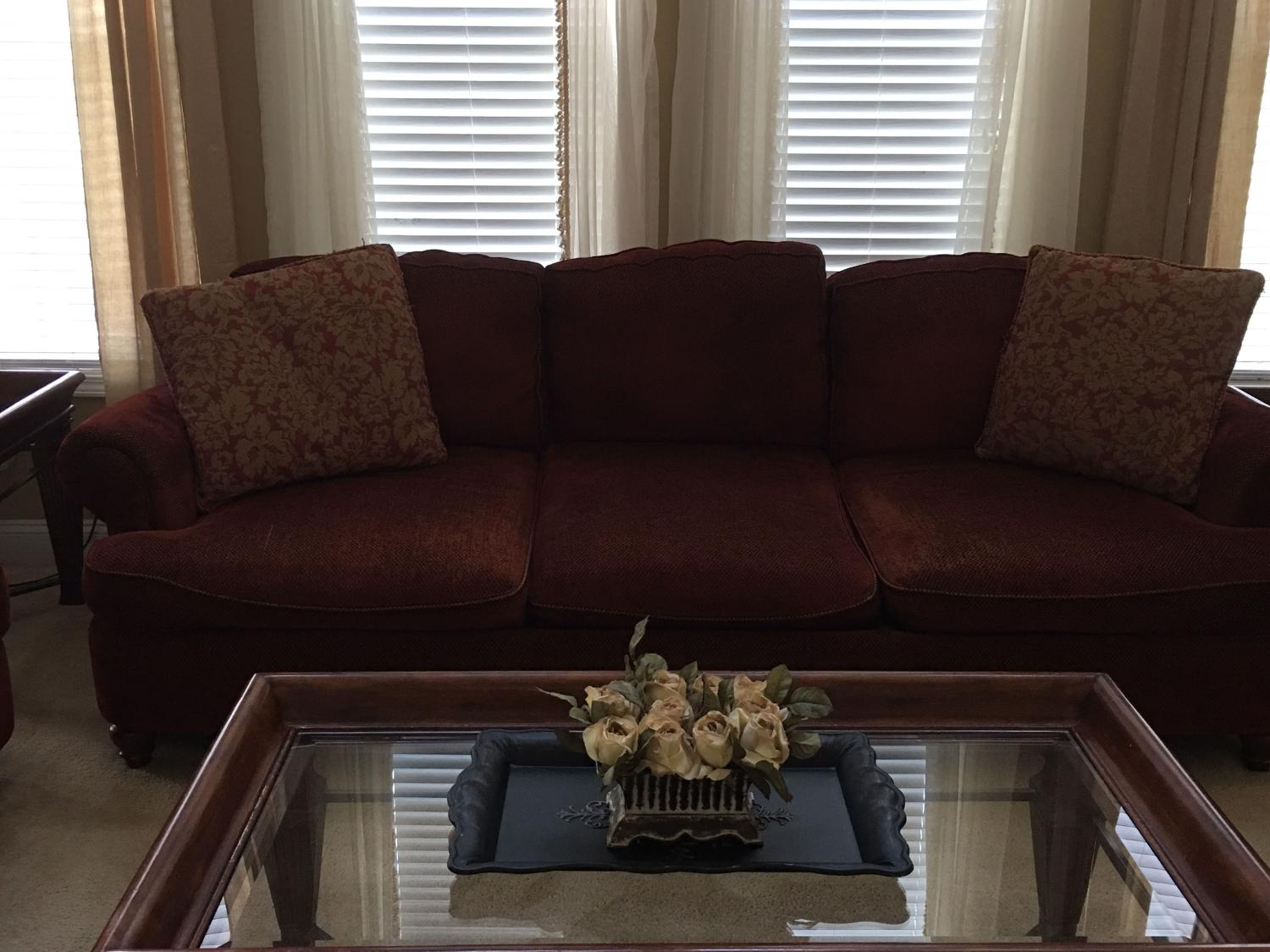Best Sofa And Extra Large Chair For Sale In Huntersville North Carolina For 2018