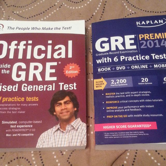 Gre Study Book >> Gre Study Guides