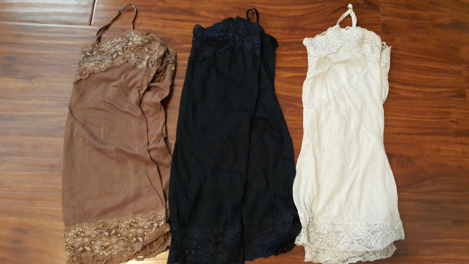 Best 3 Lace Tanks From Vanity Large For Sale In Minot