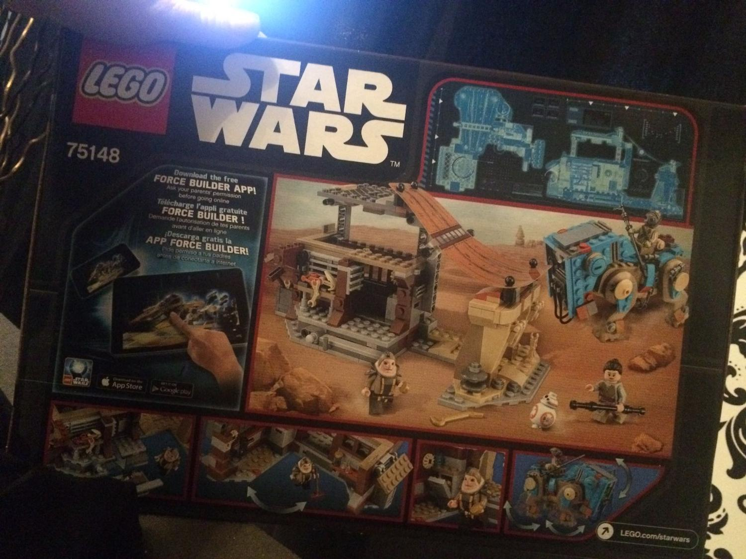 Find More Star Wars Lego Set 75248 Brand New For Sale At Up To 90 Off