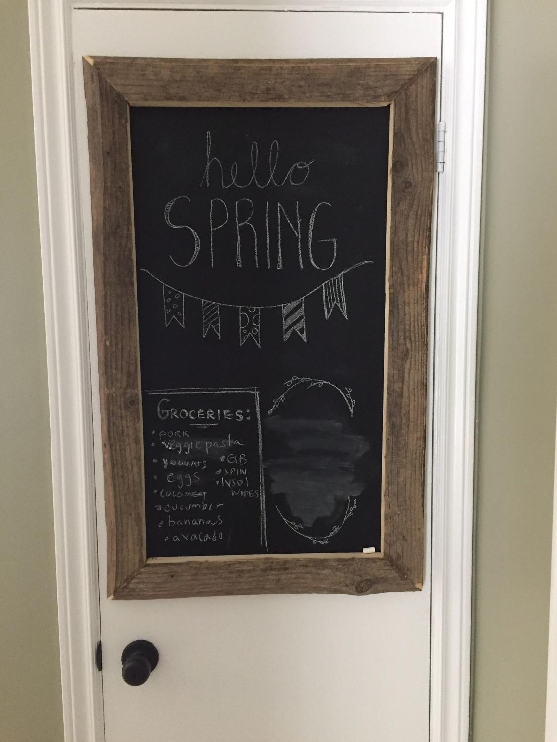 Best Chalk Board For Sale In Barrie Ontario For 2018