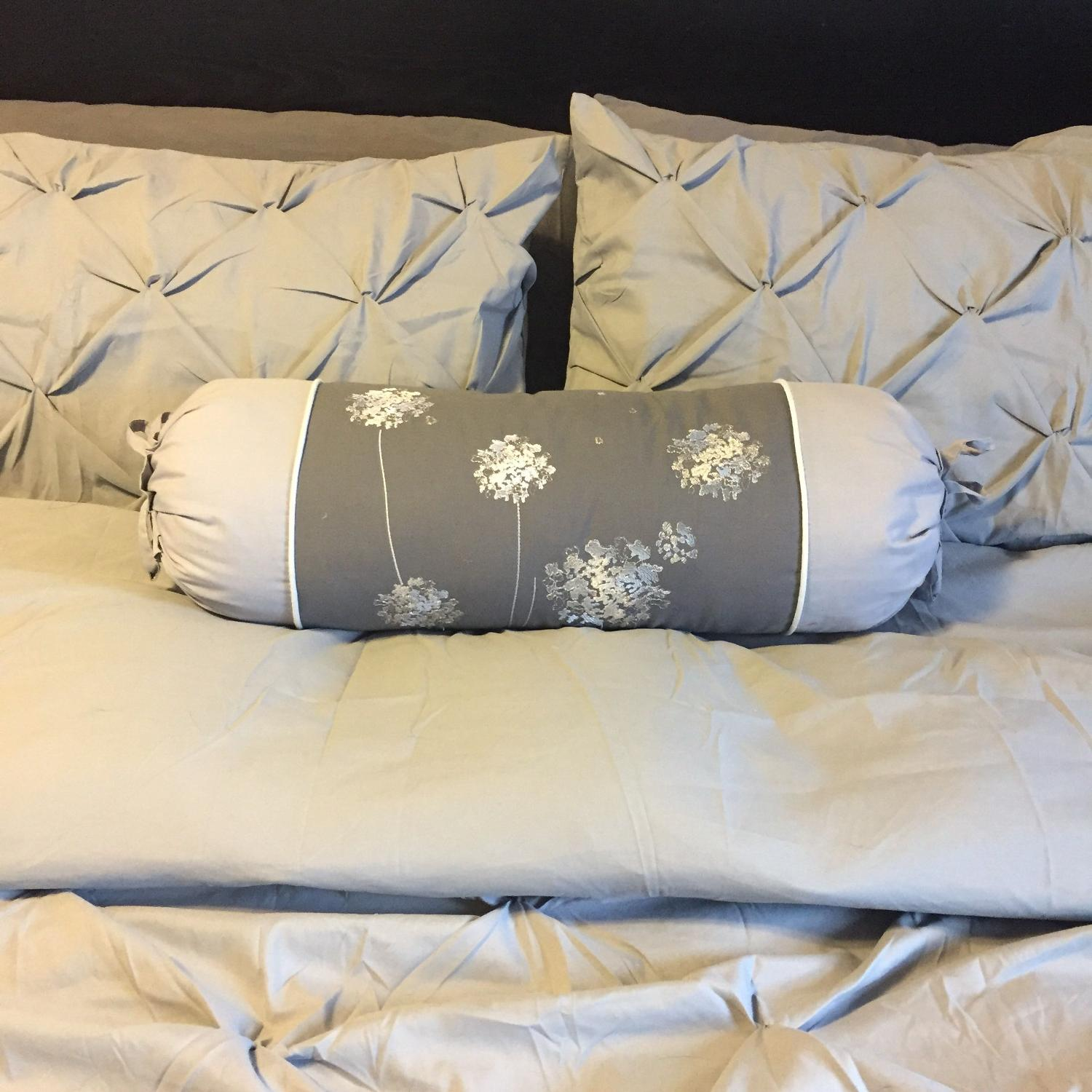 Find more Grey Decorative Pillow for sale at up to 90% off