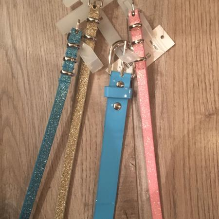 BNIP XL Skinny Belts**price reduced for sale  Canada