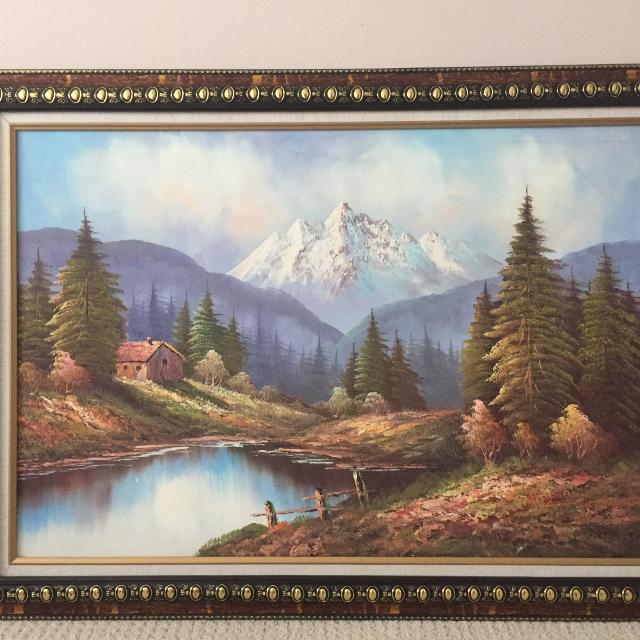 Best Oil Painting For Sale In Richmond British Columbia For 2017