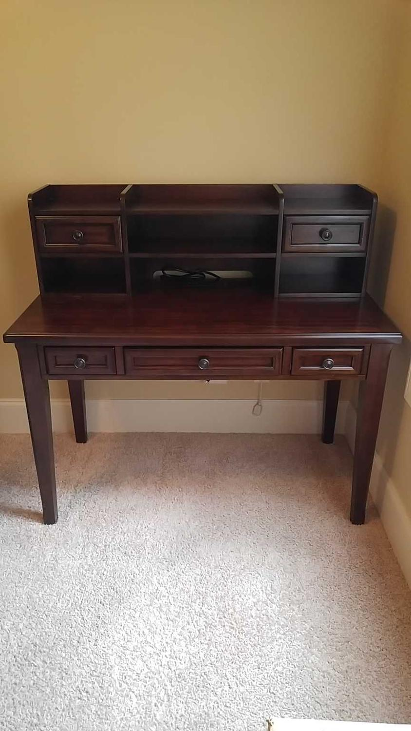 Find More Cherry Desk With Hutch For Sale At Up To 90 Off Hendersonville Tn