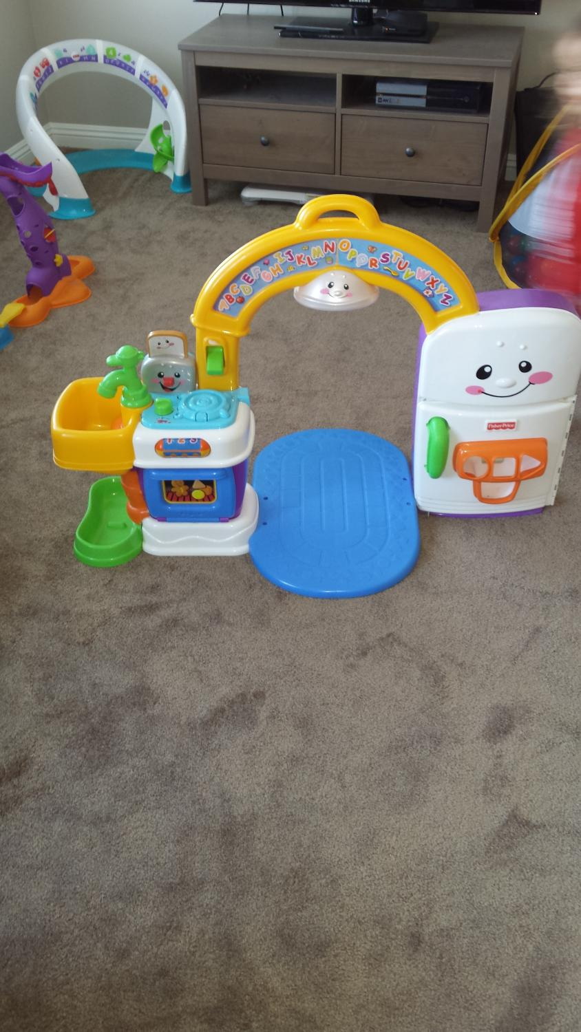Find More Fisher Price Play Kitchen For Sale At Up To 90 Off
