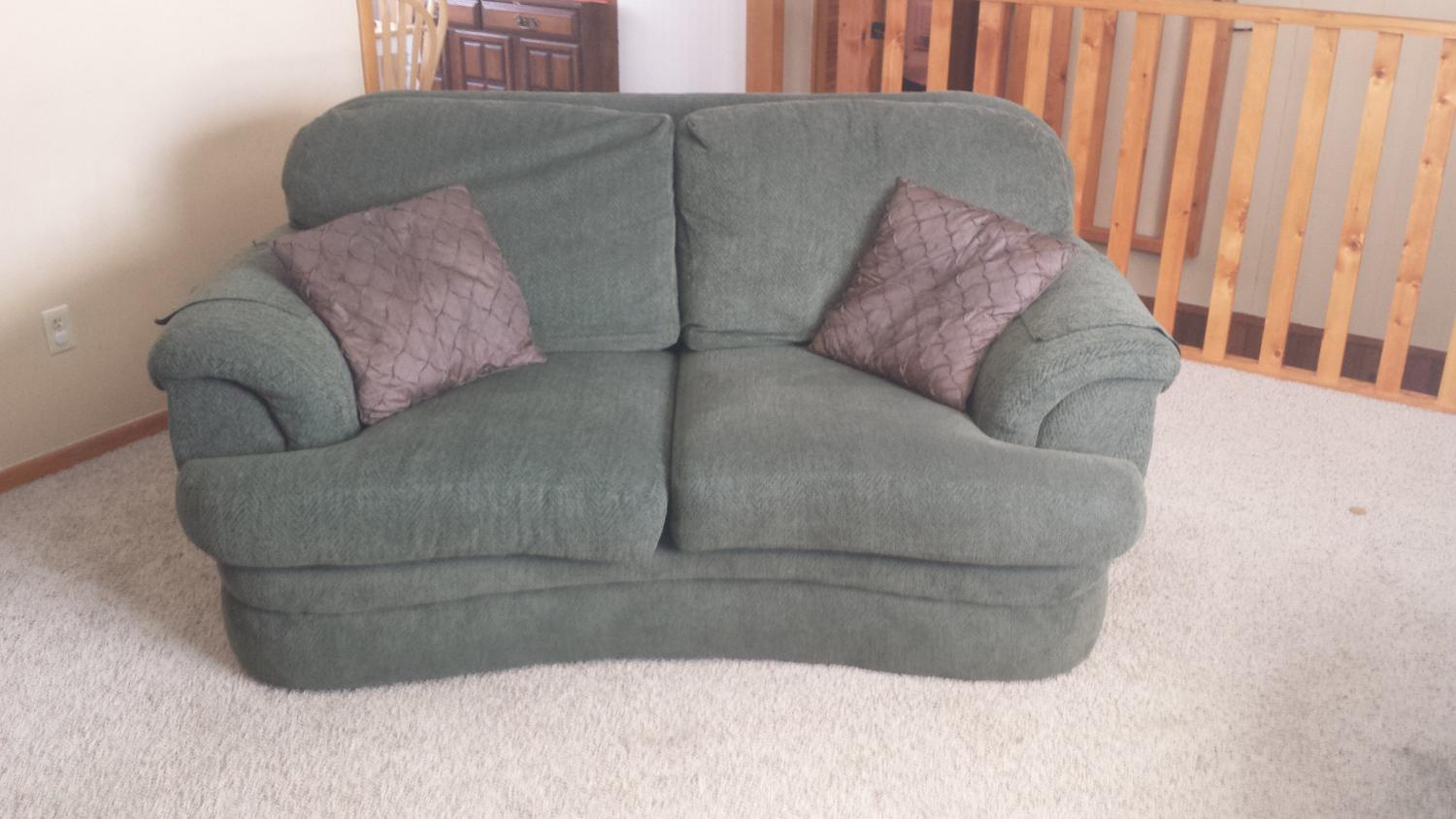 Best Overstuffed Loveseat For Sale In Jefferson City Missouri For 2018