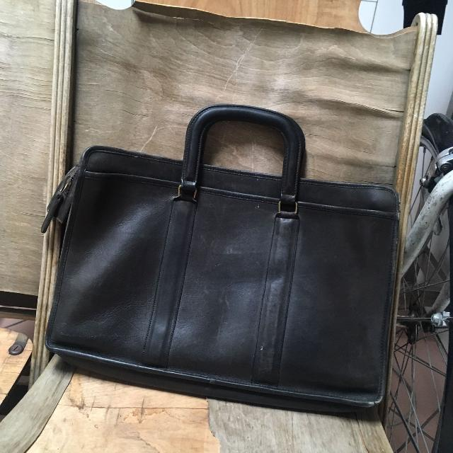Best Coach Leather Briefcase for sale in Brockton Village 94f75899b4890