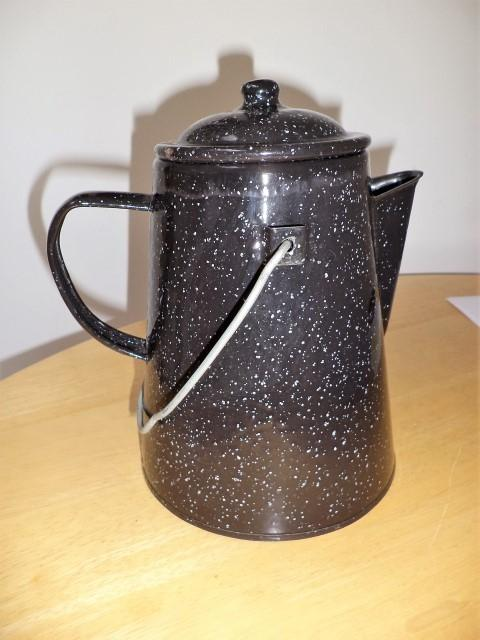 camping coffee pot instructions