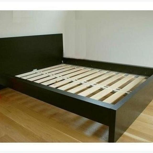 official photos 3b51c 9839a Ikea Malm Double Bed