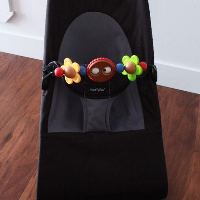 24fc19a7303 Find more Baby Bjorn Balance Soft Bouncer With Wooden Toy for sale ...