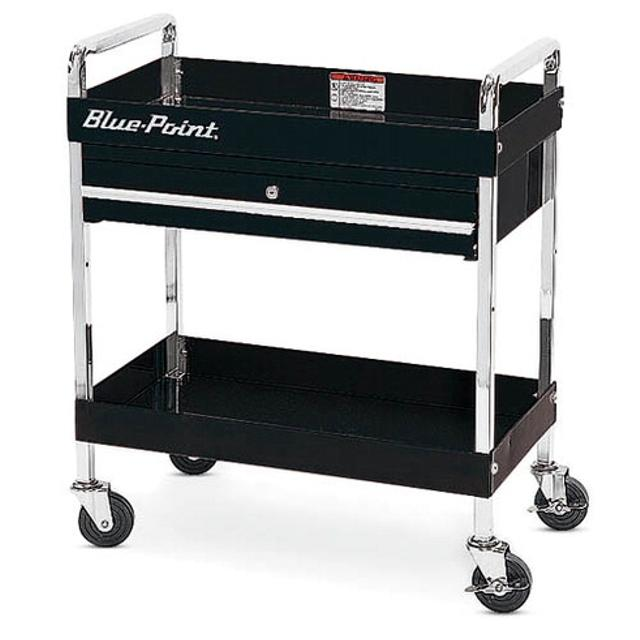 Blue Point Tool Cart >> Best Brand New Blue Point Snap On Roll Cart Black For Sale In