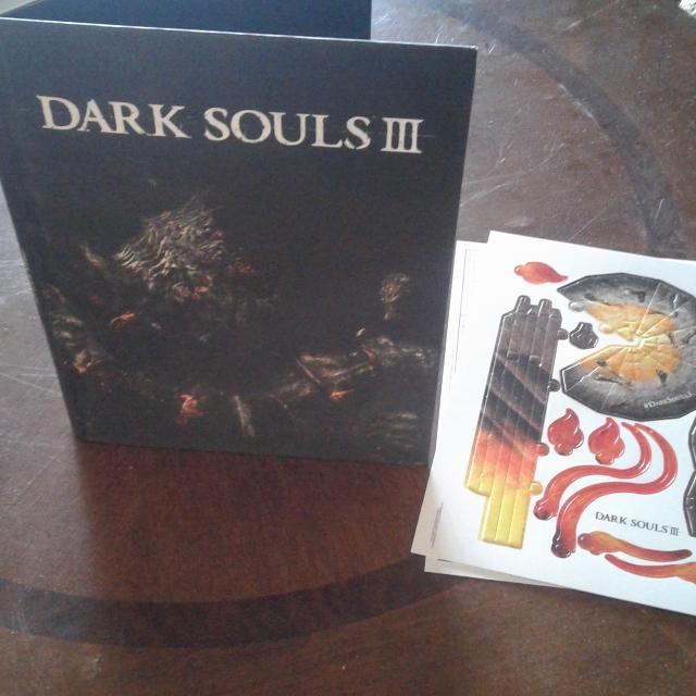 Best Darksouls Iii Collectors Edition Official Game Guide By Prima