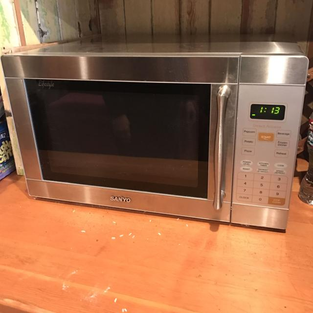 Sanyo Microwave Oven Em S260