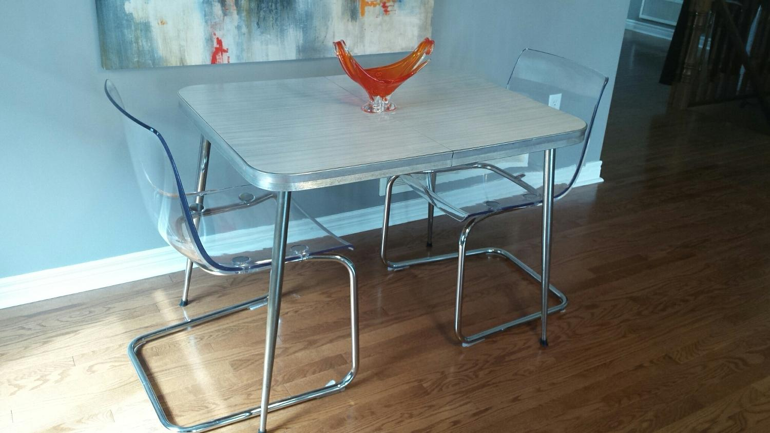 find more retro kitchen table for sale at up to 90 off clarington