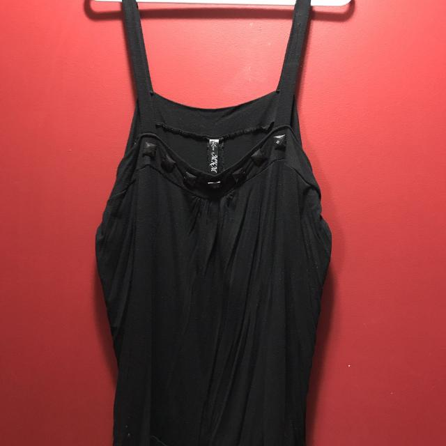 bef1d6d1796f8 Find more Size 3x Sparkly Black Mxm Tank Top With Embellishments for ...