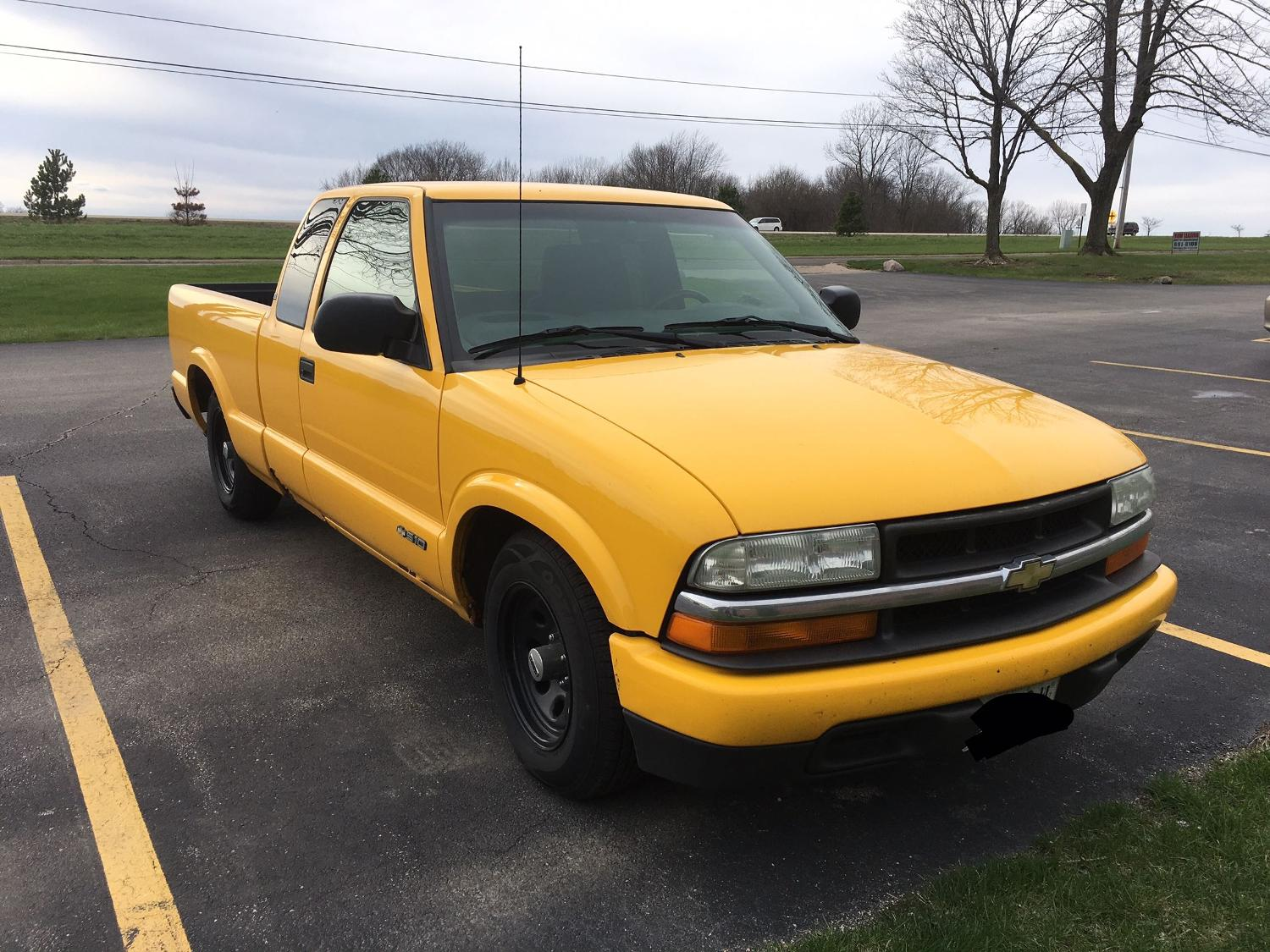 Find More 2002 Chevy S10 Ls V6 Extended Cab For Sale At Up To 90 Off