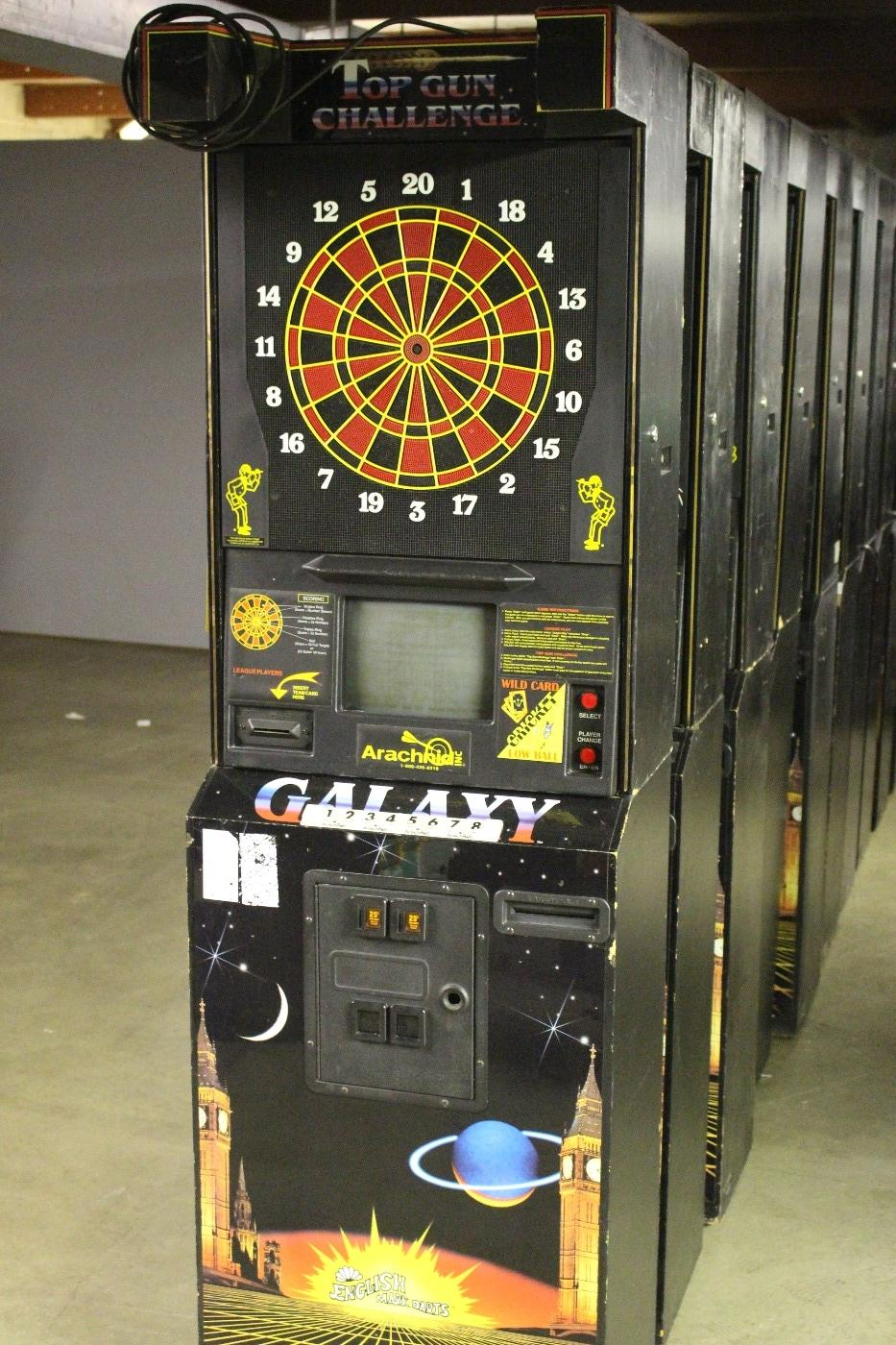 Best Commercial Grade G1 Galaxy Top Gun Challenge Dart ...