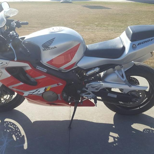 Find More 2003 Honda Cbr600 F4i For Sale At Up To 90 Off