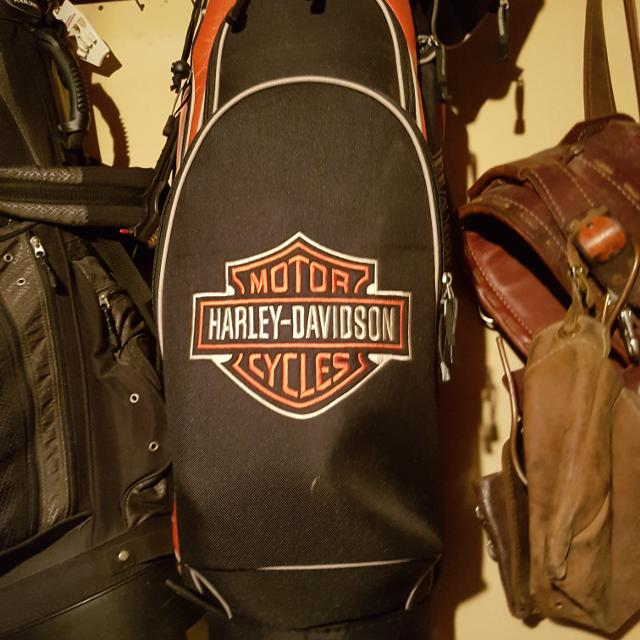 Harley Davidson Golf Bag For At Up