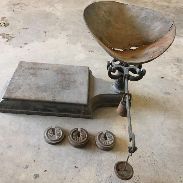 Best Antique Balance Beam Scale For