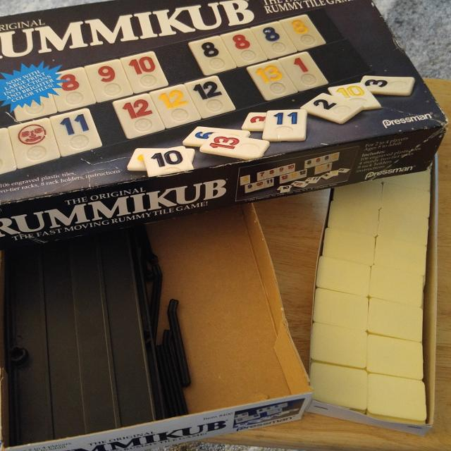 Find More Last Chance The Original Rummikub Sells For 3295 For