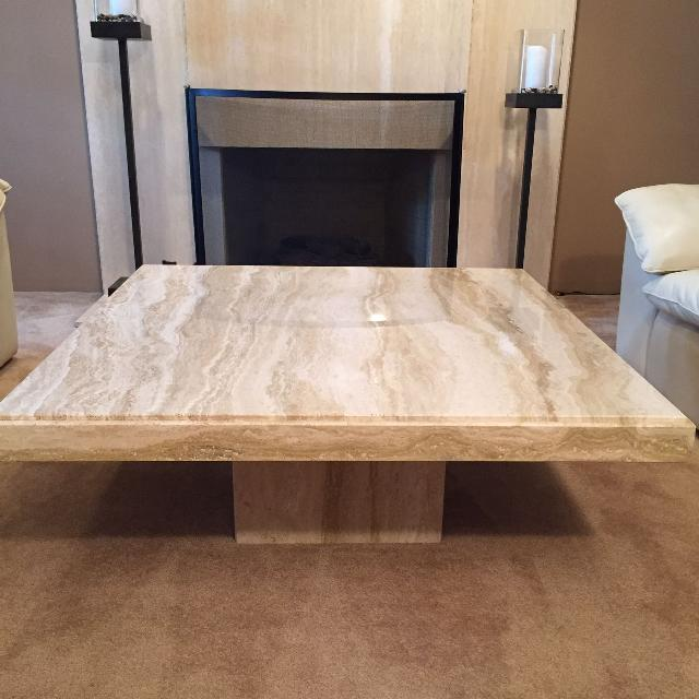 Find More Travertine Marble Coffee Table For Sale At Up To 90 Off