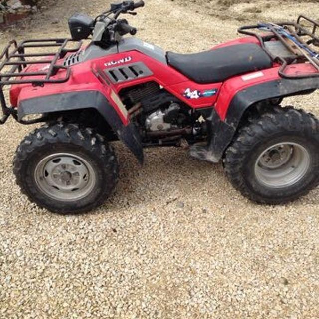 Find More 1992 Honda Fourtrax 350 4x4 For Sale At Up To 90 Off