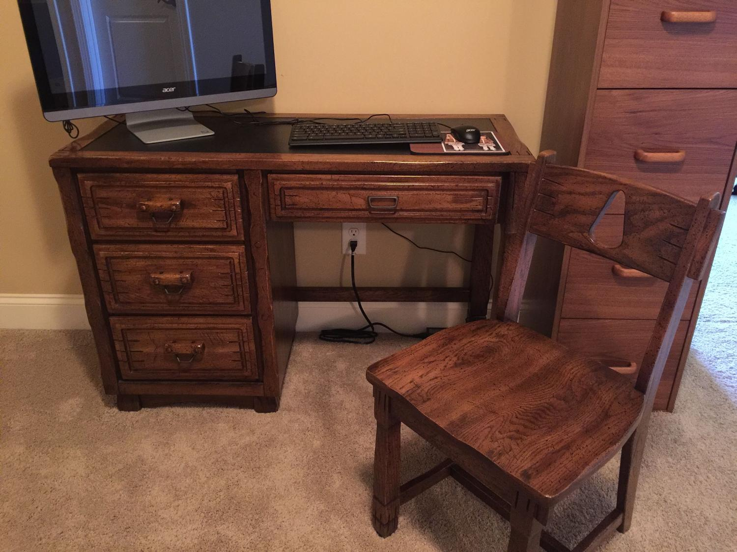 Find more desk and chair for sale at up to 90 off for Y h furniture trading