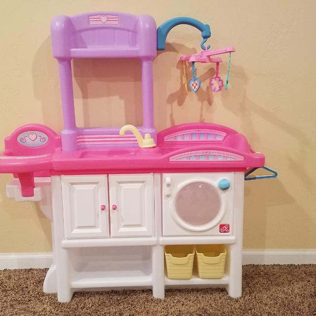 Step2 Love And Care Deluxe Nursery Center