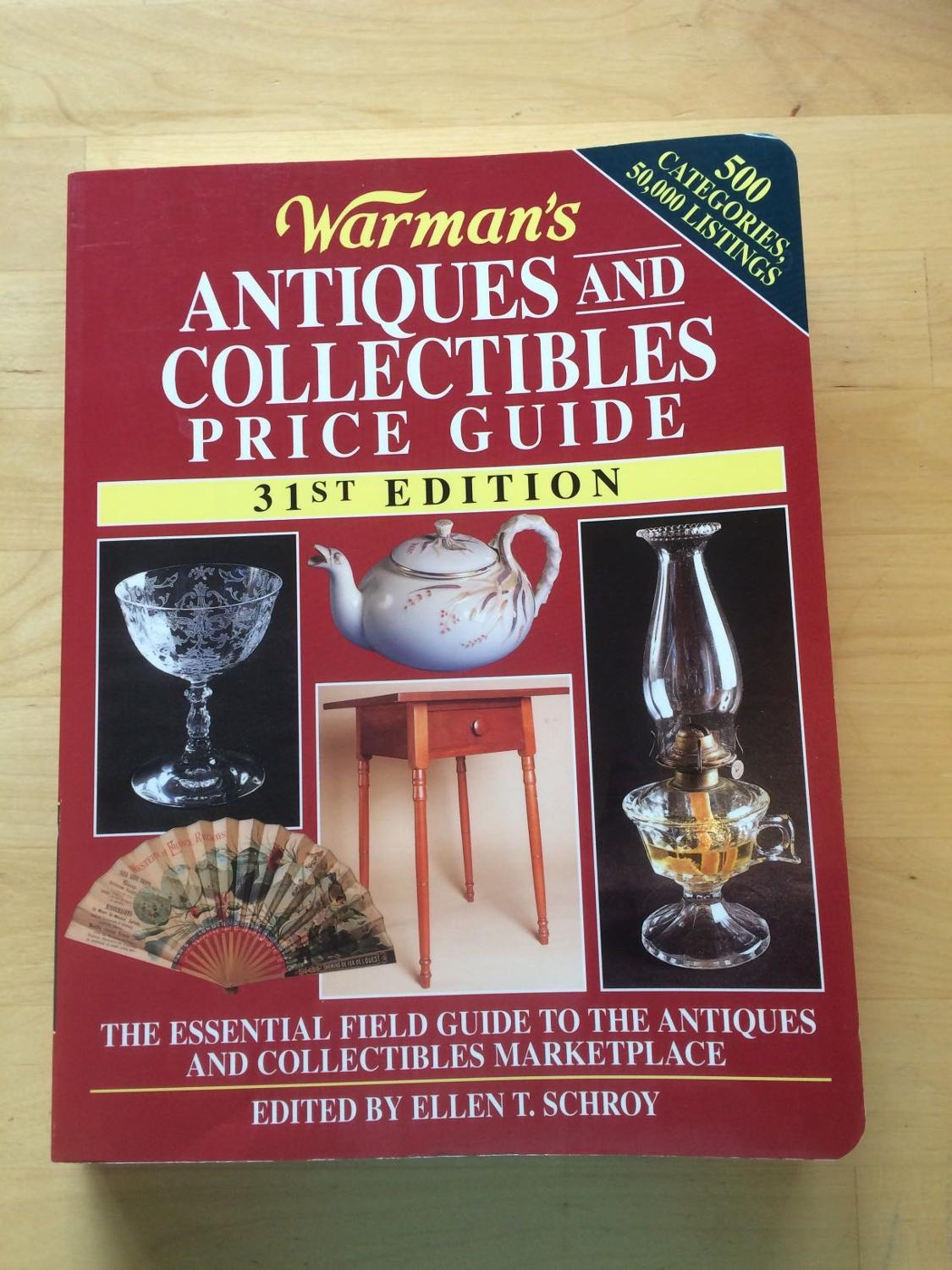 Find more antiques and collectibles price guide for sale for Antiques and collectibles for sale