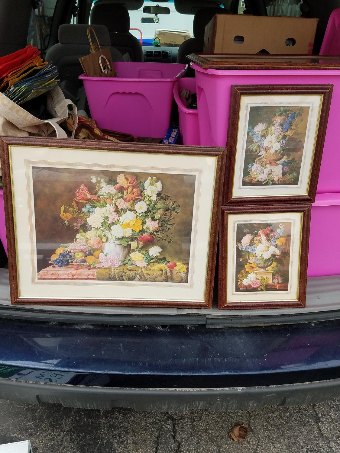 Best Trio Of Floral Picture For Sale In Appleton Wisconsin For 2017