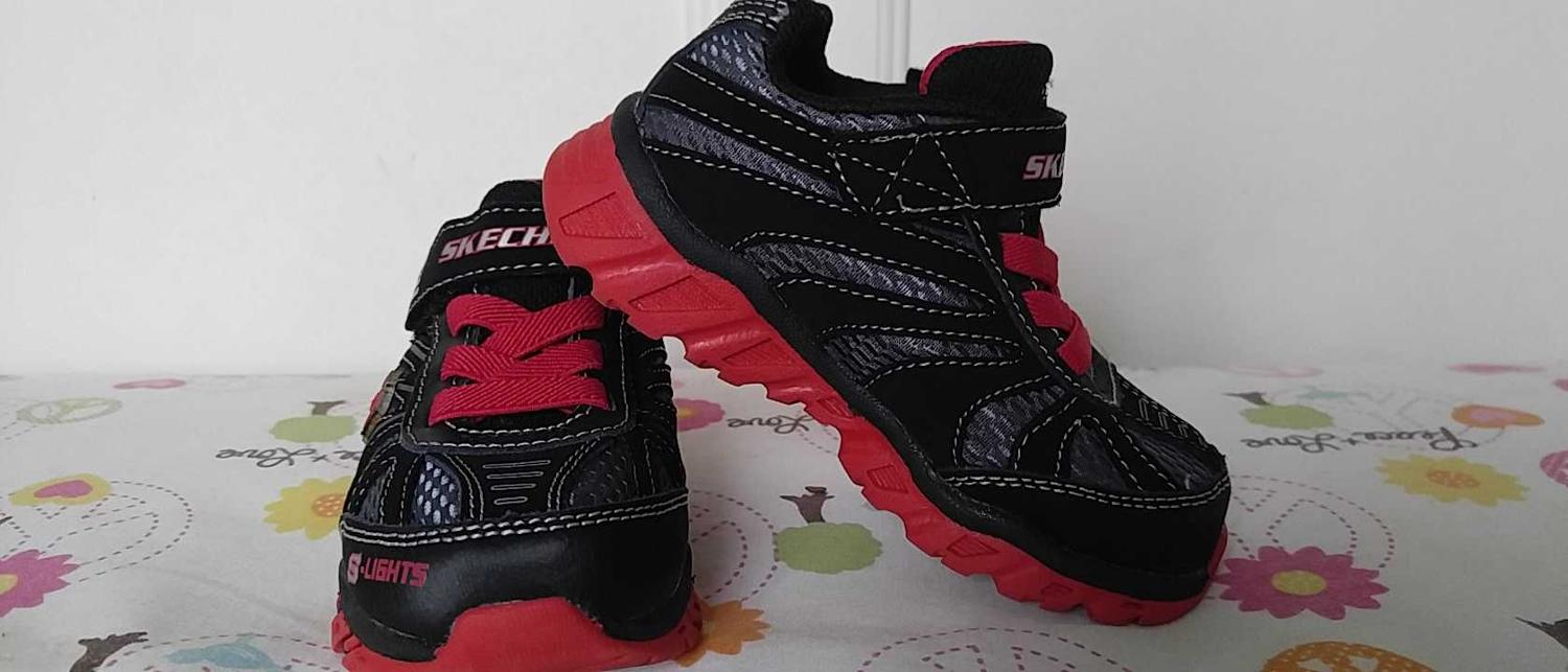 New Boys Size 8 Sketches Toddler Shoes for sale in Charlotte, North ...