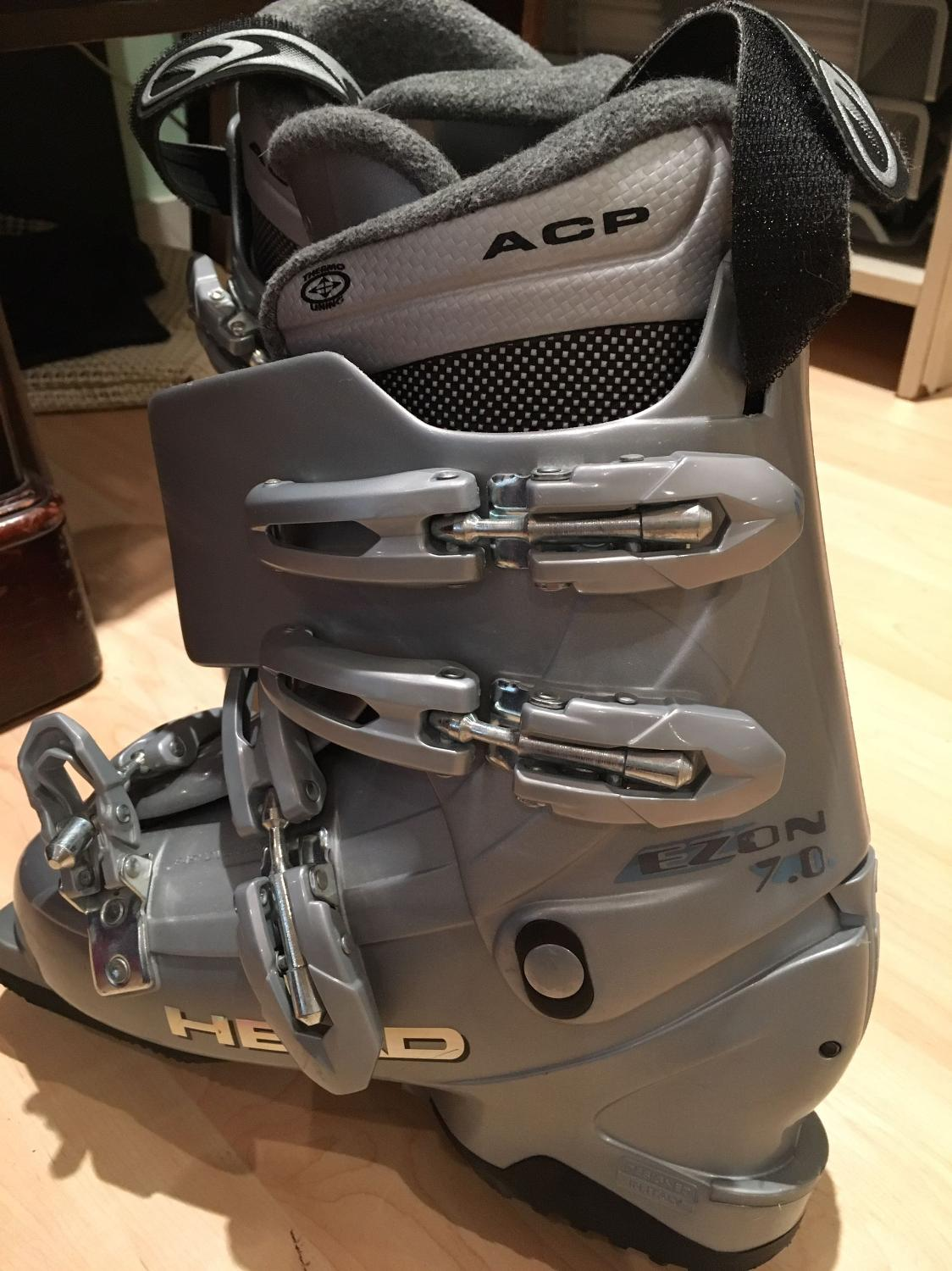 Best head ezon ladies ski boots for sale in victoria