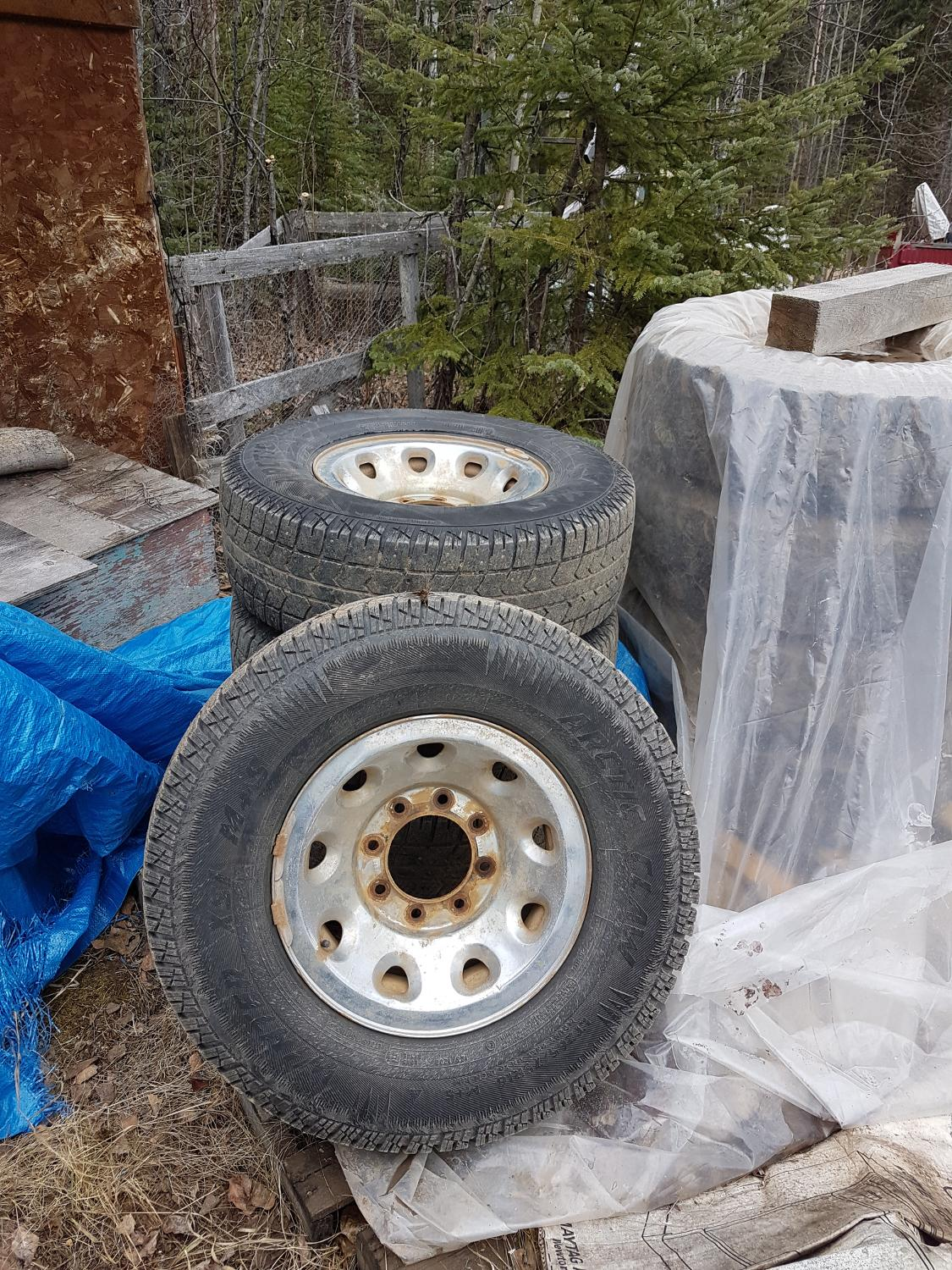 best 16 inch 8 bolt ford rims and tires for sale in smithers british columbia for 2018. Black Bedroom Furniture Sets. Home Design Ideas