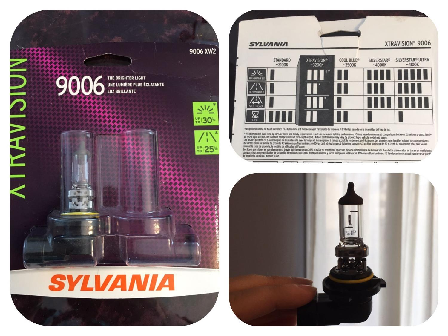 Find More One Sylvania 9006 Headlight Bulb For Sale At Up To 90 Off