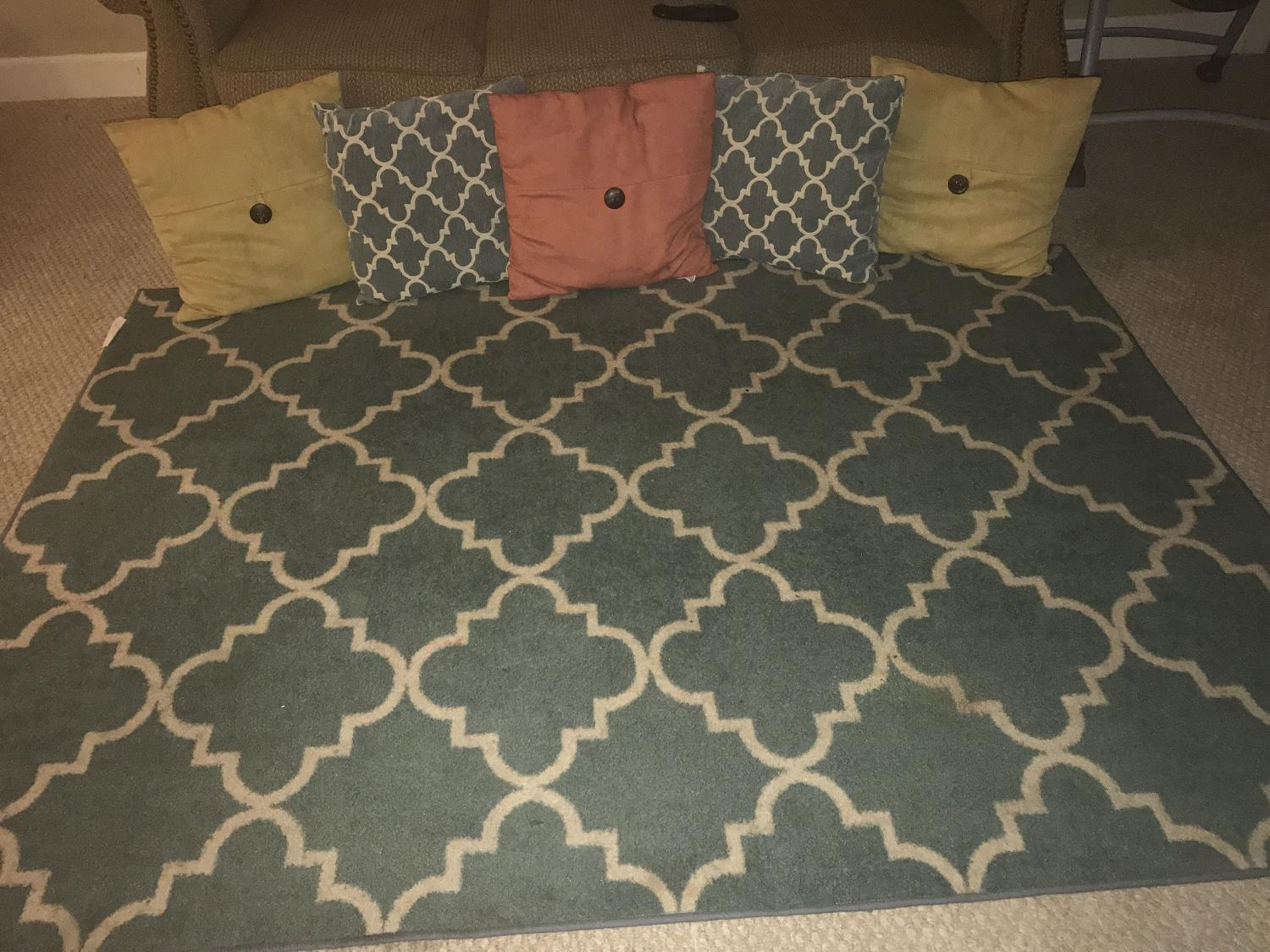 Throw Pillows With Matching Rug : Find more Rug And Matching Throw Pillows for sale at up to 90% off