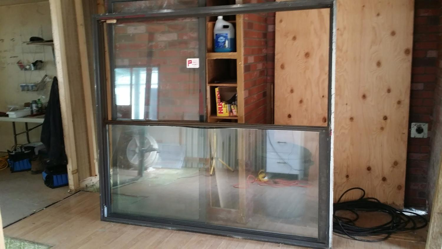Find more 2 free 6 foot glass sliding patio doors for sale for Six foot sliding glass door