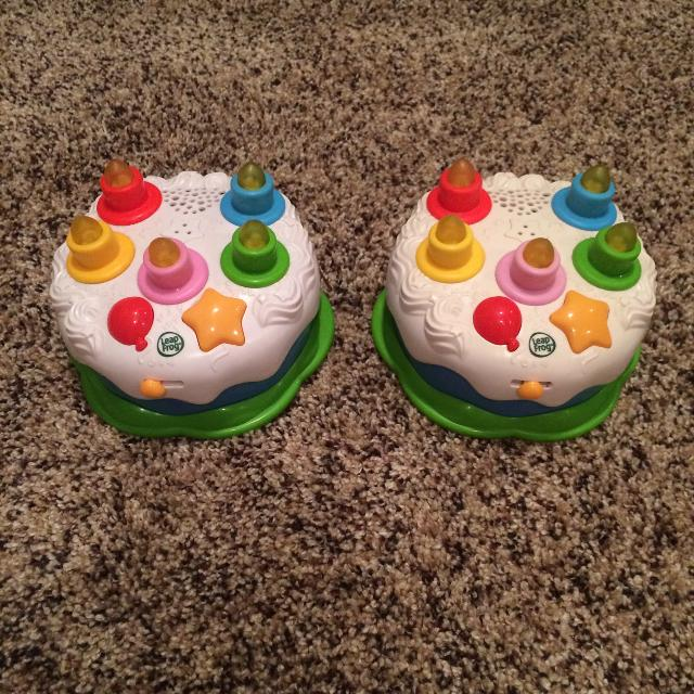 Find More Leapfrog Counting Candles Happy Birthday Cake For Sale At