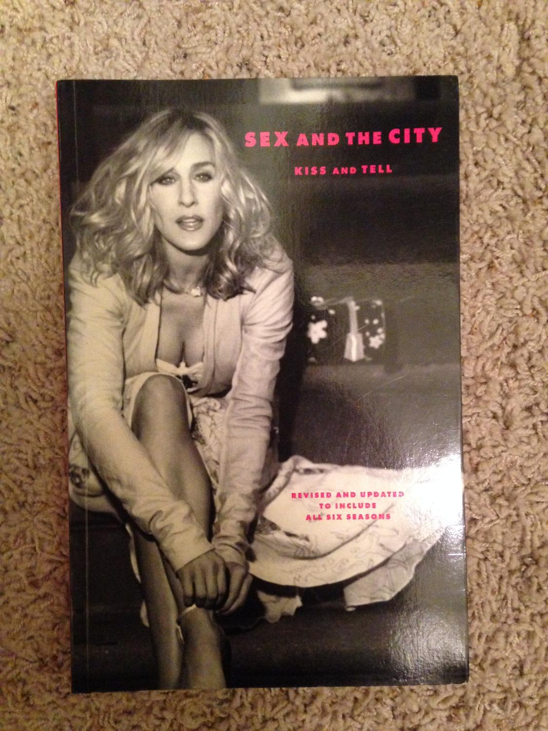 Sex And The City Book Online 90