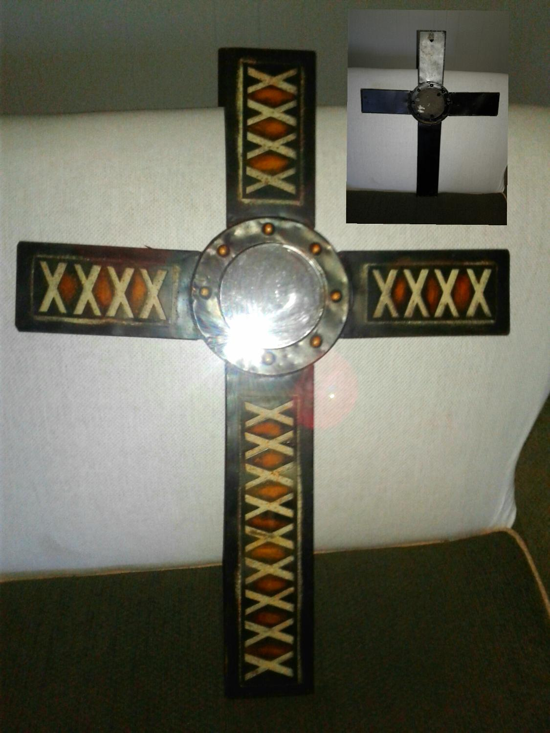 Best Metal Cross Wall Decor For Sale In Saraland Alabama