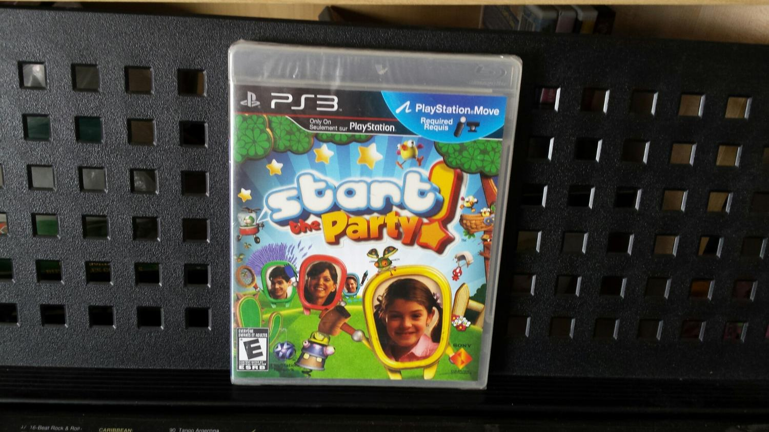 A Game That Starts With A Ps3 : Best ps game start the party new aled for sale in