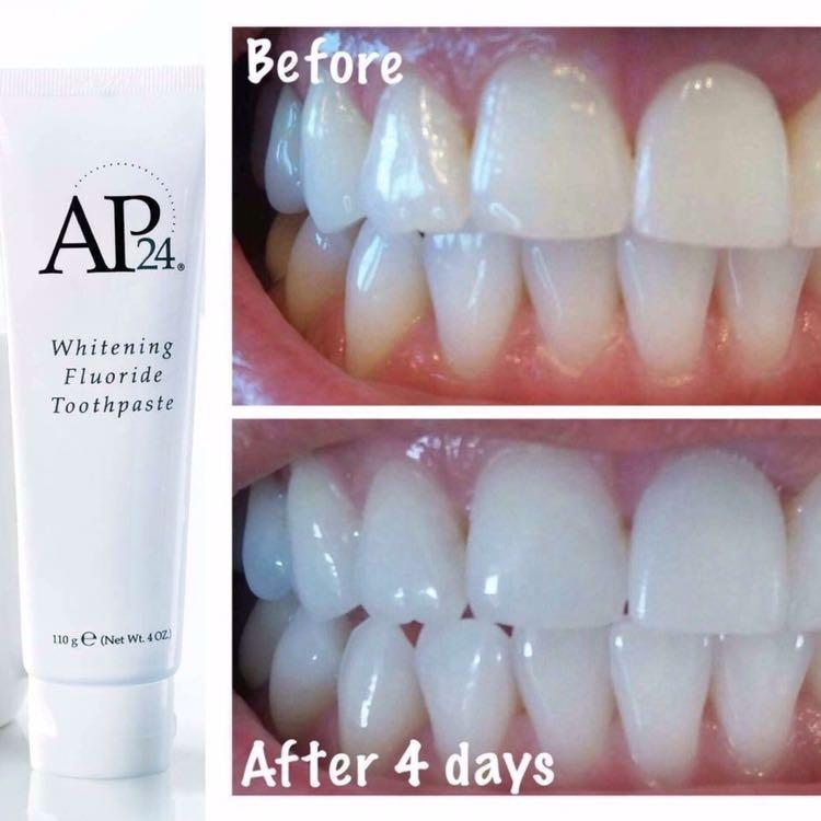 how to sell ap24 whitening toothpaste australia