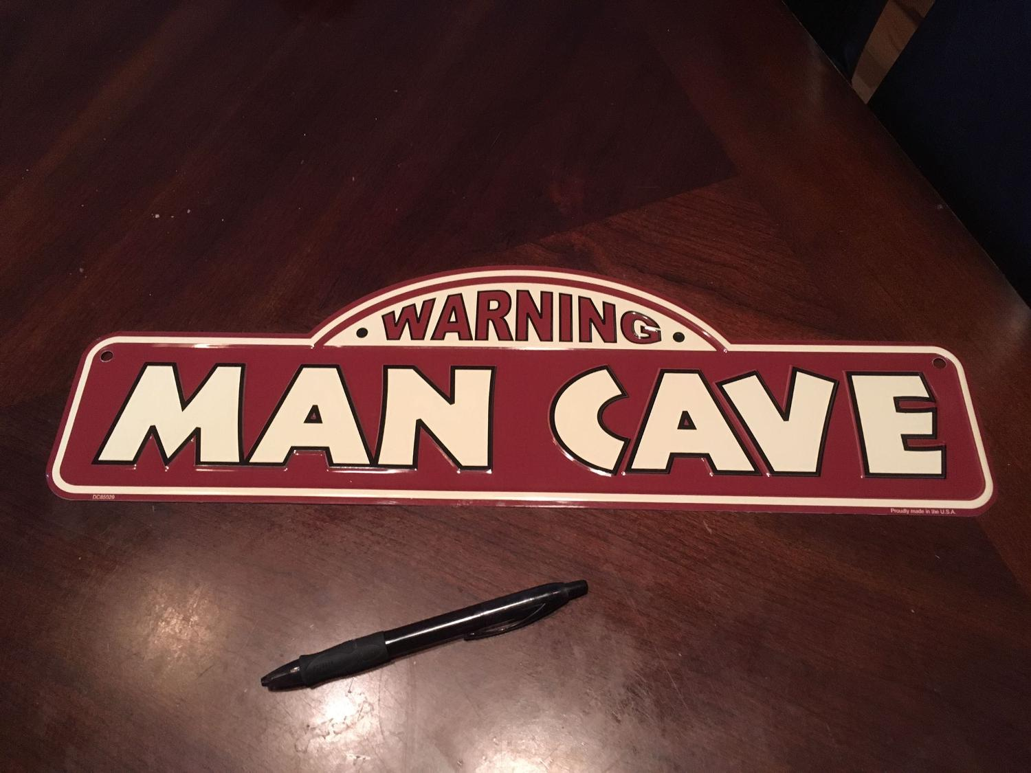 Man Cave Signs Canada : Best man cave sign for sale in vaudreuil quebec