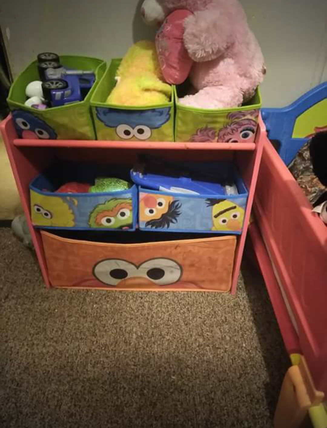 Best Sesame Street Toy Box For Sale In Raleigh North